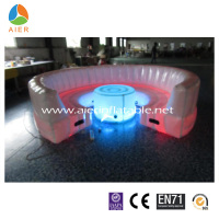 Fashon Inflatable Sofa Chair LED Inflatbale