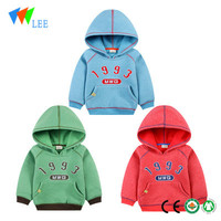 Baby Cotton Hooded Sweatshirt