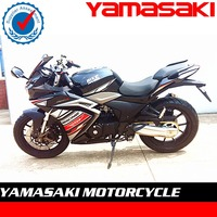 250cc double cylinder water cooled super motorcycle