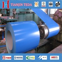 factory price 301 color coated steel coil