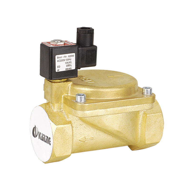 2 Way 2 Position Normal Close 0927 Series/ Brass Body Solenoid Valve/High Brass solenoid valve