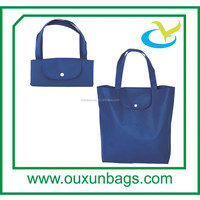 Newest folded non-woven fabric bags