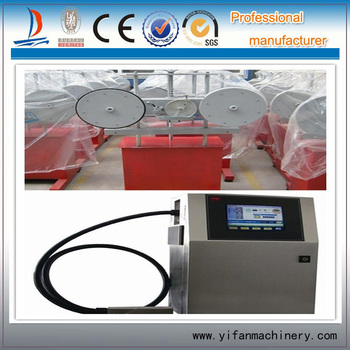pvc pipes machine