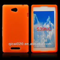 Silicon Case For Sony S39H/XPERIA C