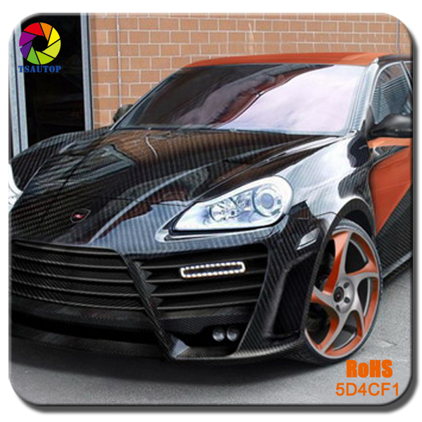 Tsautop 3M cast car wrap vinyl with air release bubbles & high stretchable