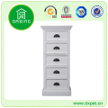 White morden bedroom cabinet and drawers