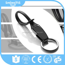 Pvc Cartoon Keychain silicone loop key chain