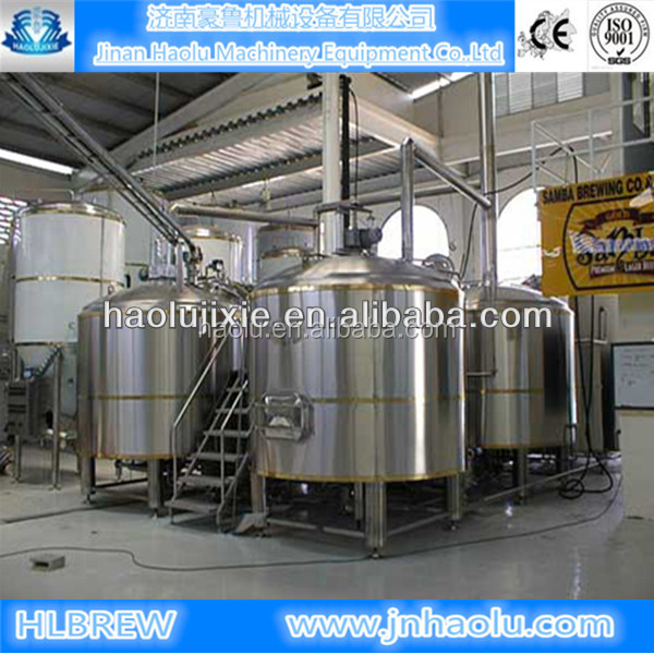 1000l craft beer brewing microbrewery equipment