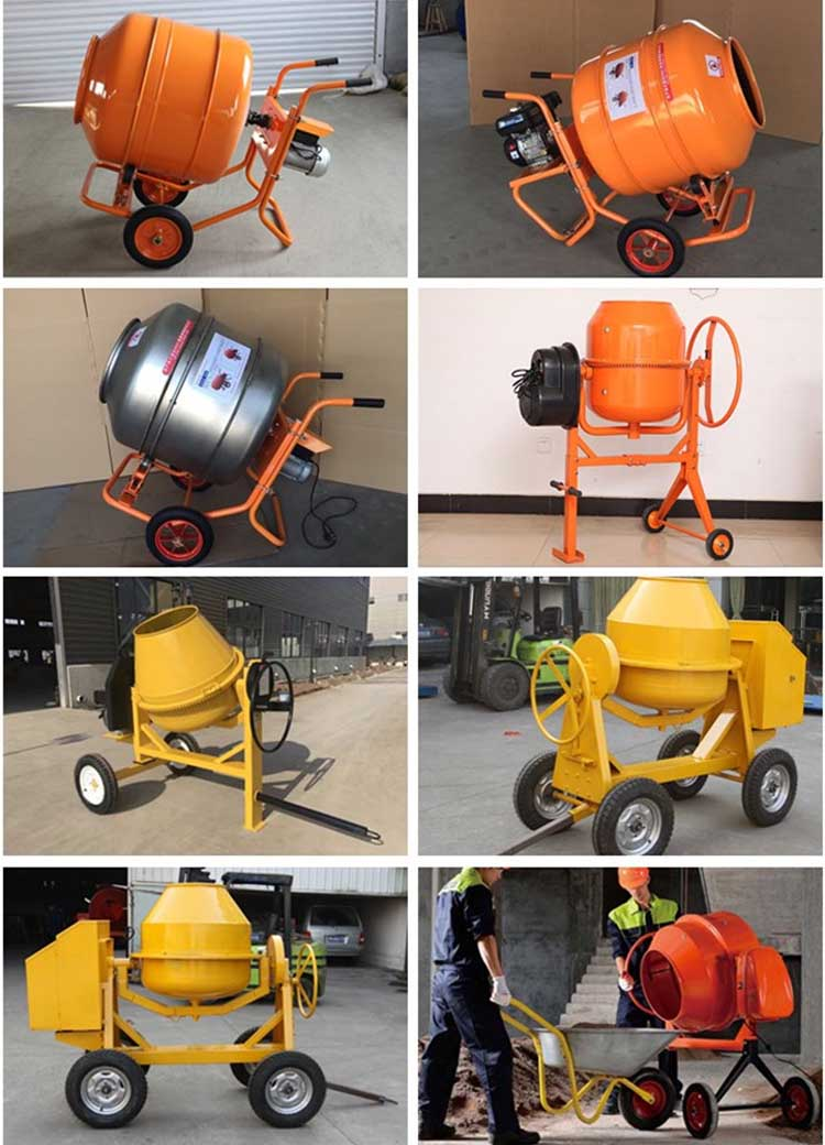 CM120-700 Vertical concrete mixer for sale,fodder mixer machine