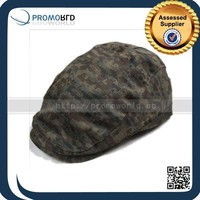 Military Peaked Cap Camouflage Hat