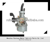 China 100cc motorcycle carburetor for tricycle, ATV carb, motorcycle parts