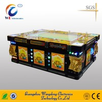 high quality fishing game arcade/fishing adult amusement/Crazy shark fishing machine Cheap sale