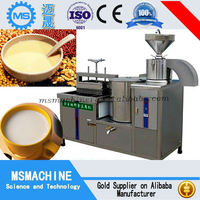 Electric soybean milk processor