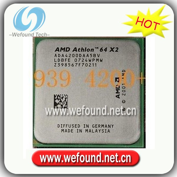 AMD ATHLON 64X2 4200+ SOCKET 939 ADA4200DAA5BV Dual Core