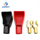 Red / Black Top Post Battery Terminal Rubber Boot Cover