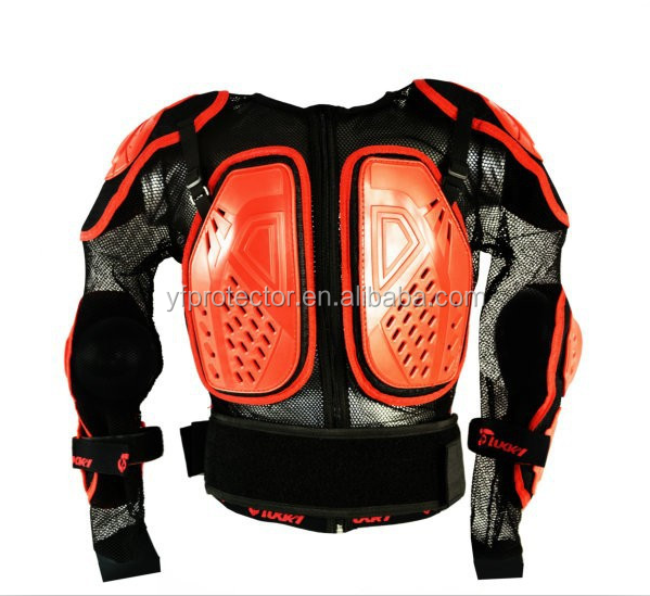 CE Motorcycle Body Armor Protective Motorbike Racing Jacket