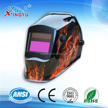 LYG-4663A good power custom welding face masks for mig welding