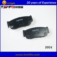 cast iron brake pad back plate