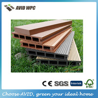 China professional manufacturer wpc decking flooring price