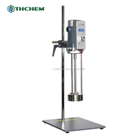 Lab automatic mix device high shear mixer