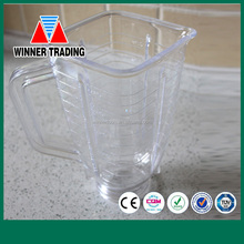 PLASTIC OSTER BLENDER JAR AND LID AND BLADE /BLEDNER PART