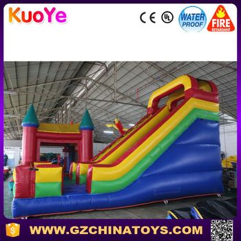 used commercial inflatable jumping bouncer