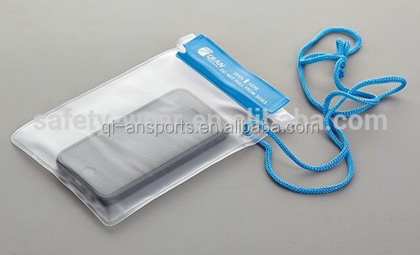 Reusable Travel Wet and Dry Cloth PVC Custom Waterproof Bag