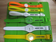 2013 top quality silicone jelly silicone sports unisex watch