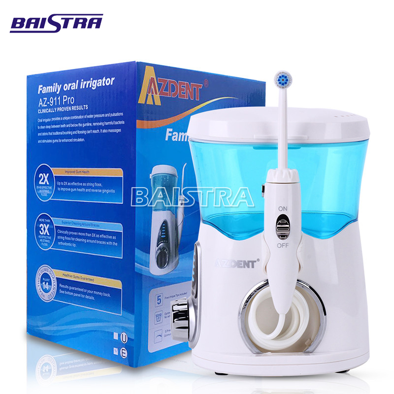 Baistra Electric Teeth Cleaning Household Dental Water Flosser Dental Oral Irrigator