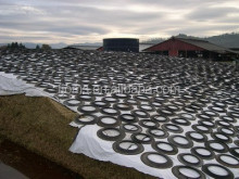 Plastic PE Silage Covering for bunker Cover