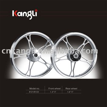 three wheel motorcycle aluminum alloy wheel rim