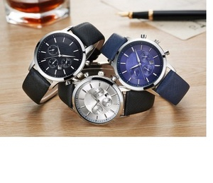Customize your logo all branded watches names with leather strap