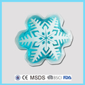 Snowflake shape click to heat pads