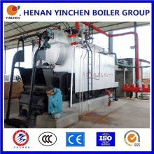 Hot sale 3 pass fire and water tube biomass automatic industrial fired heater cost