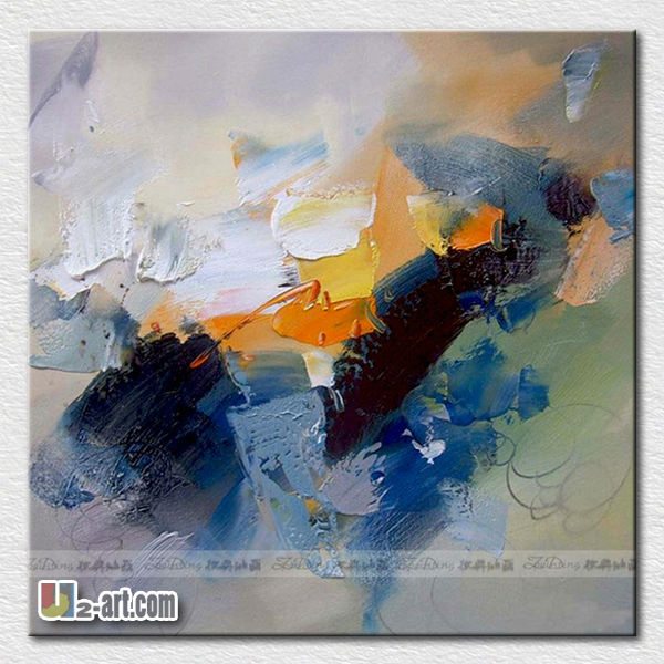 High quality oriental abstract canvas painting for living room wall <strong>decoration</strong>