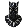 Adult Size Full Super Hero Overhead Avengers Movie Marvel Character Latex black panther mask