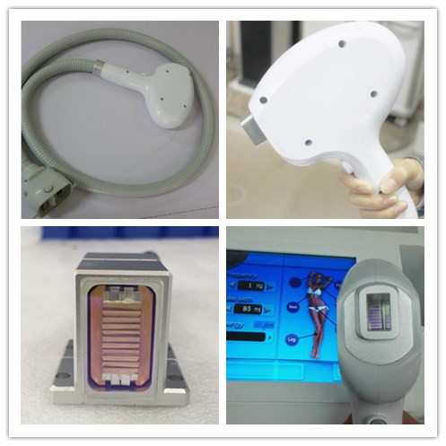 808mm diode lazer hair removal /permanent hair removal machine Nubway