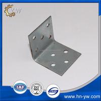 Top quality iron l shape angle plate corner brace