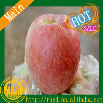 Hot selling apple import from china with certificate