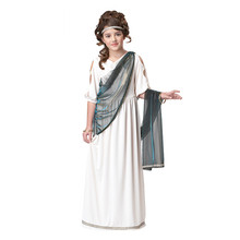 Halloween carnival party fancy dress roman princess costumes for teens