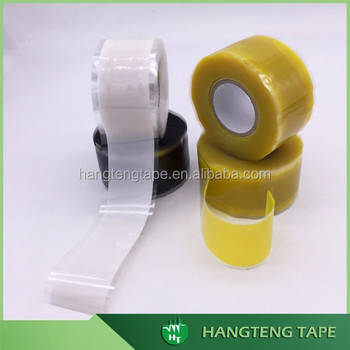 High-temperature Applicated in Anywhere Self Fusing Silicone Rubber Electrical Tape