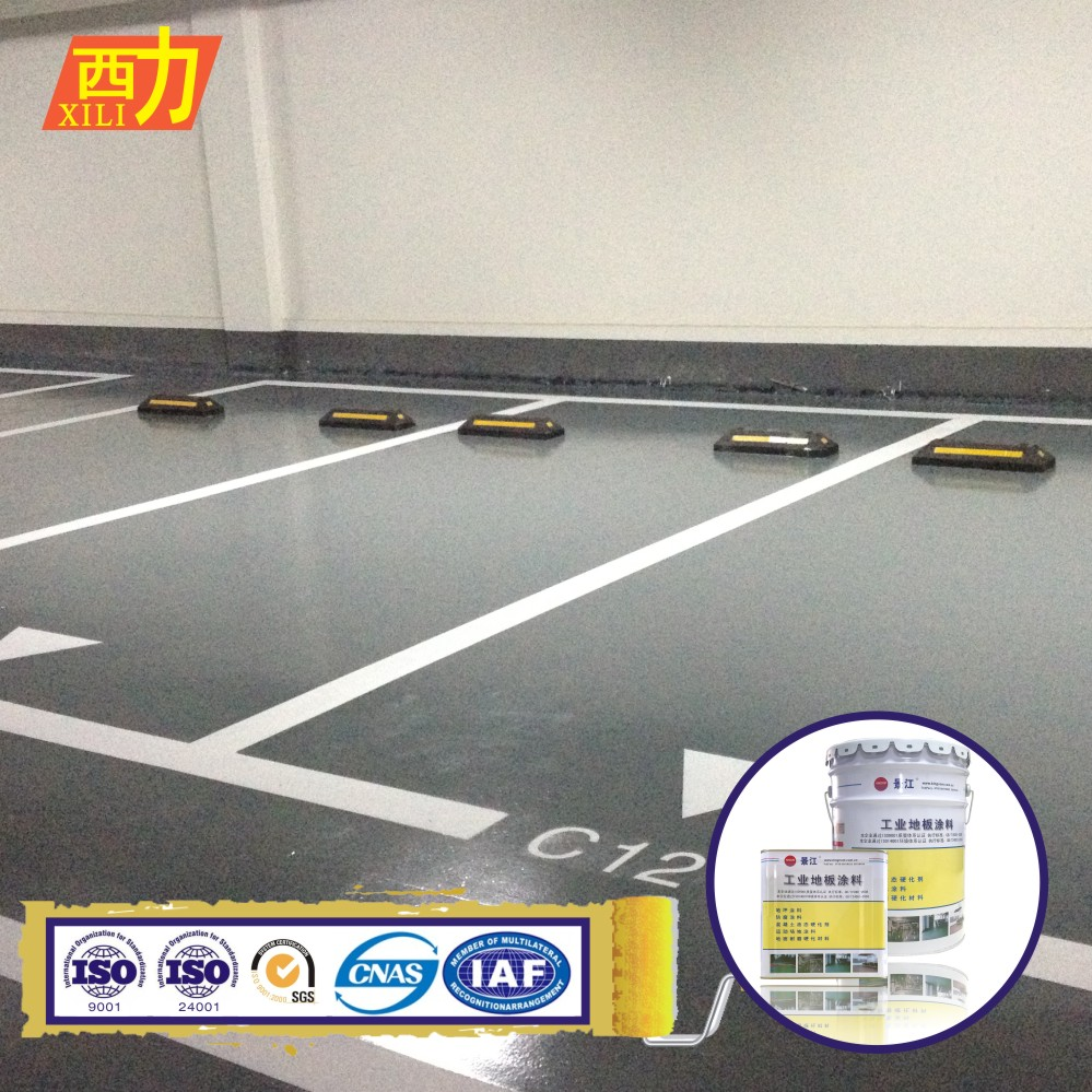 low cost epoxy coating For Car Park