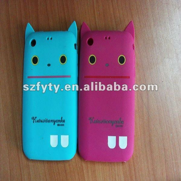 wholesale silica gel mobile phone cases silicone