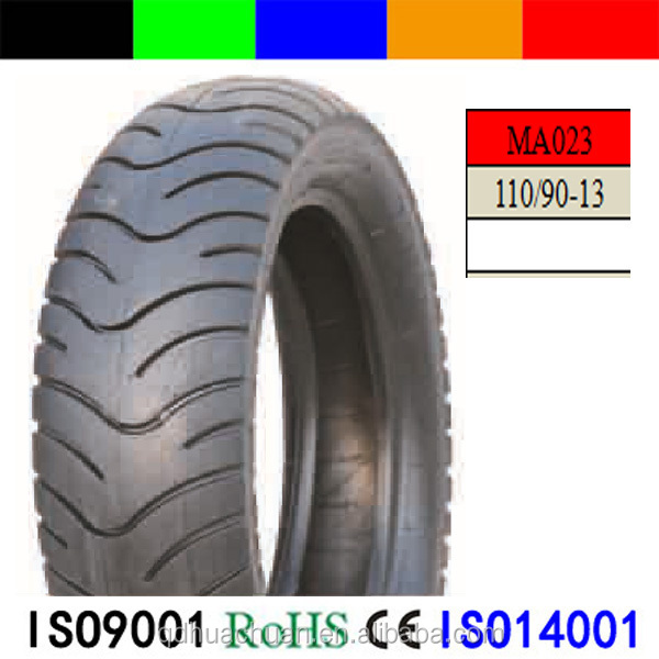 Street motorbike tyres motorcycle tyre Pattern NO.MA023 110/90-13