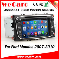 Wecaro WC-FU7608 Android 4.4.4 stereo touch screen for ford mondeo android car dvd 2007 - 2010 OBD2