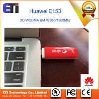 Unlock universal 3g usb modem Huawei E153 wireless data card for laptop