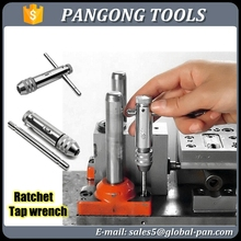 Ratchet hand tap wrenches tap handles for sale-Adjustable