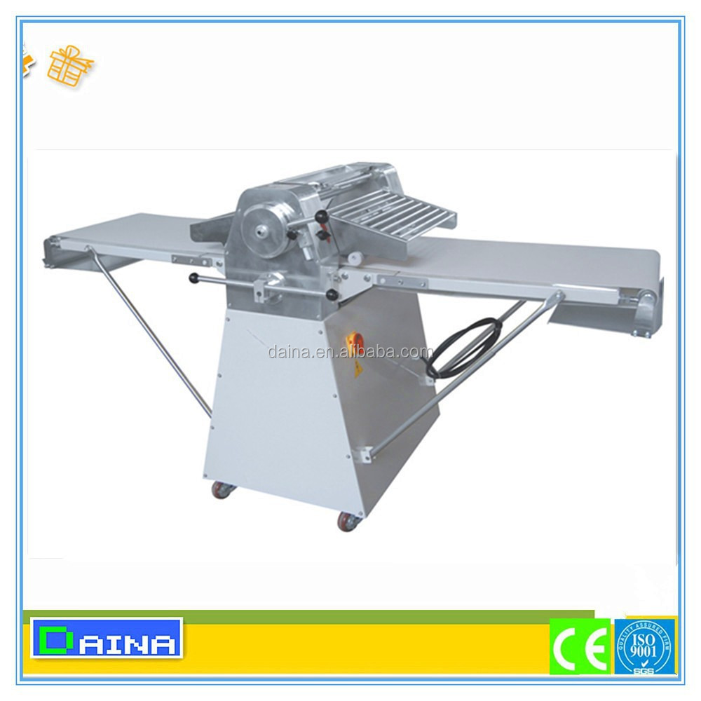 best quality croissant dough sheeter machine