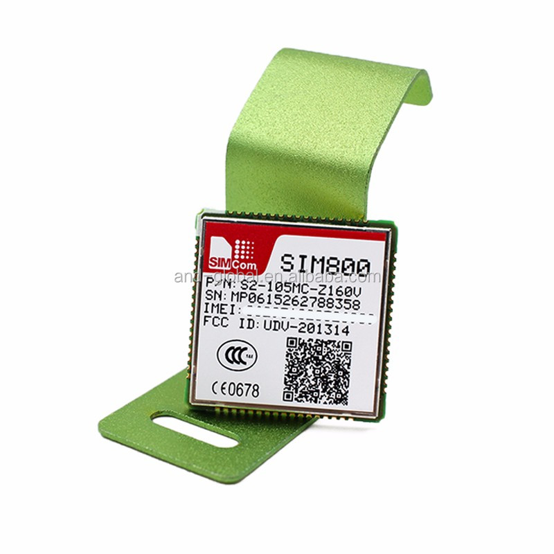 1pc GSM GPRS Bluetooth module,SIM800,BT version 64M without TTS