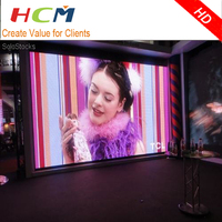 rgb led matrix panel/digital signage advertising screen/full color video led display price